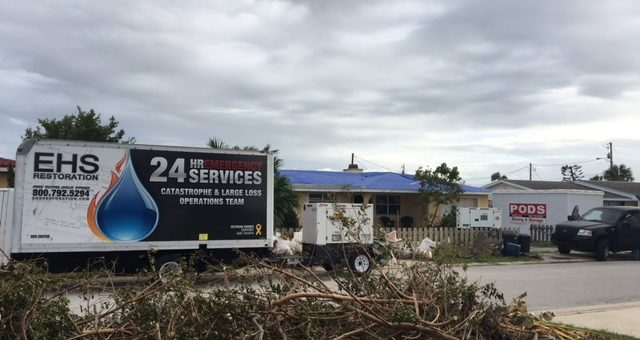 Hurricane Matthew Aftermath: How EHS Restoration Helped With Cleaning Up