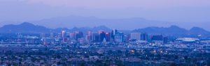 Skyline of Phoenix