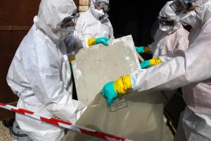 Asbestos removal service in Phoenix
