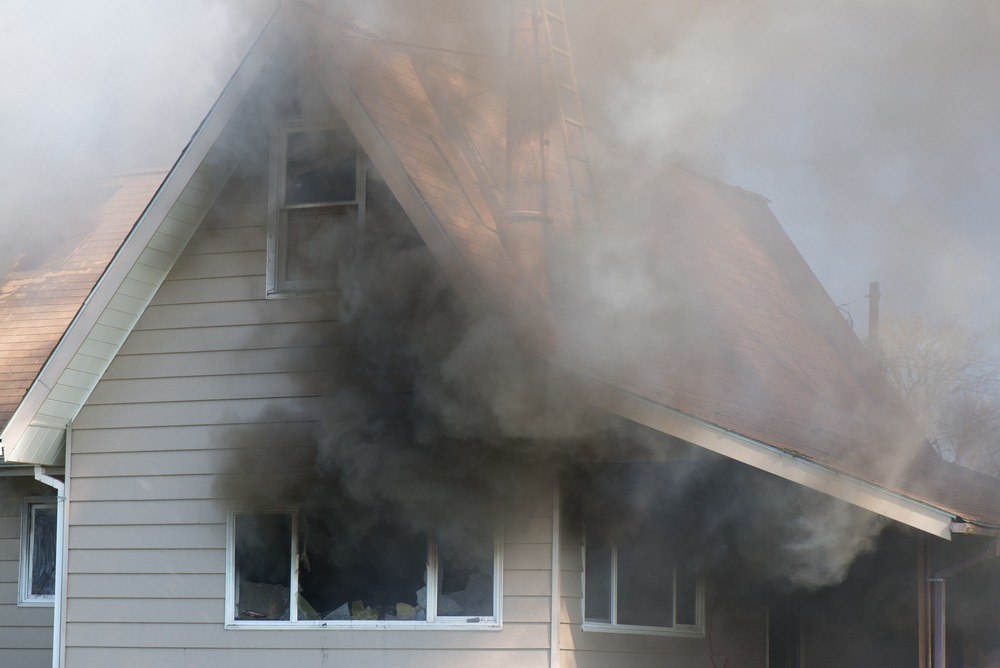 How to Clean Soot Inside Your Phoenix Home After a Fire